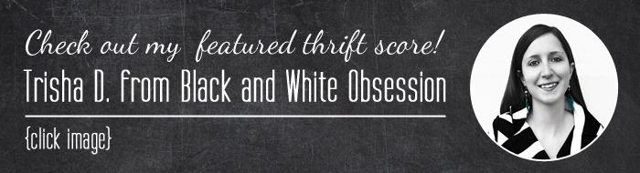 Thrift Score Thursday Trisha