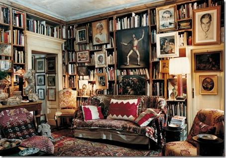 Brillante interiors do you like renzo mongiardino style for Only books design apartment 8