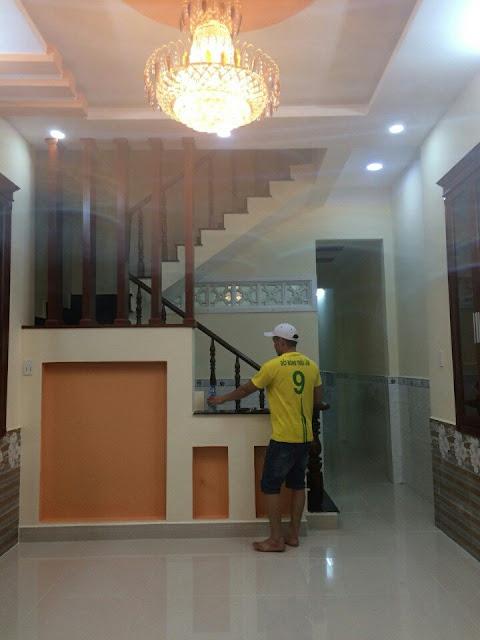 Bán nhà hẻm 4 mét Linh Đông Thủ Đức cách Phạm Văn Đồng 200 Mét 04