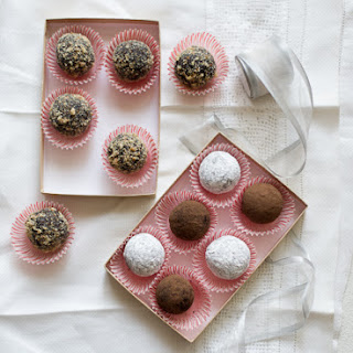 Chocolate Bourbon Balls Recipe