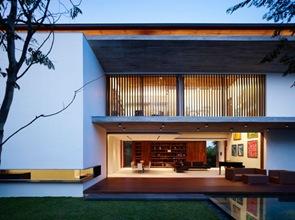 casa de arquitectura contemporanea