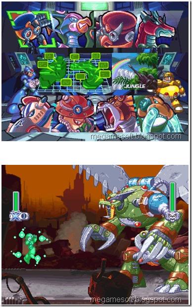 Download Megaman X4 PC Games [RIP, Full] | Ganikey Games