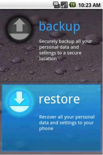 Backup Pictures On Android
