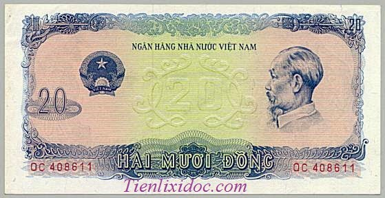 20 Đồng Việt Nam 1976