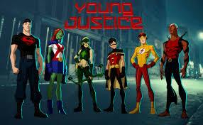 Liên Minh Công Lý Trẻ  Young Justice
