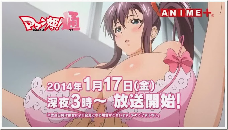 Maken-Ki! Two - anime ecchi 15