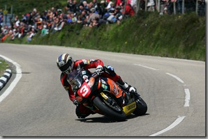 John McGuinness at the TT