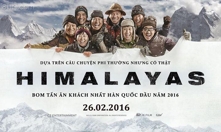HIMALAYAS Đang chiếu tại CGV Một bộ phim Hàn hoàn toàn không