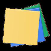 Techo Note (memo / notepad)