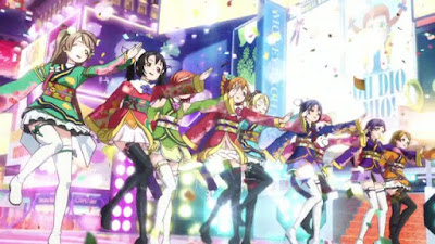 Love Live! The School Idol Movie