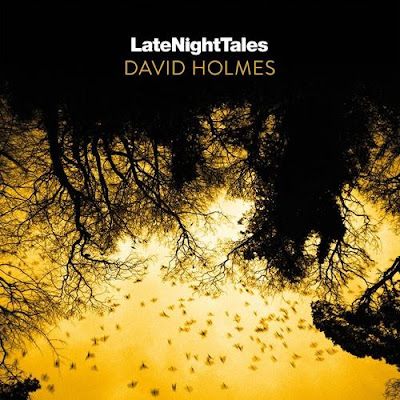 Listen to my new newly released collaborative track with David Holmes and