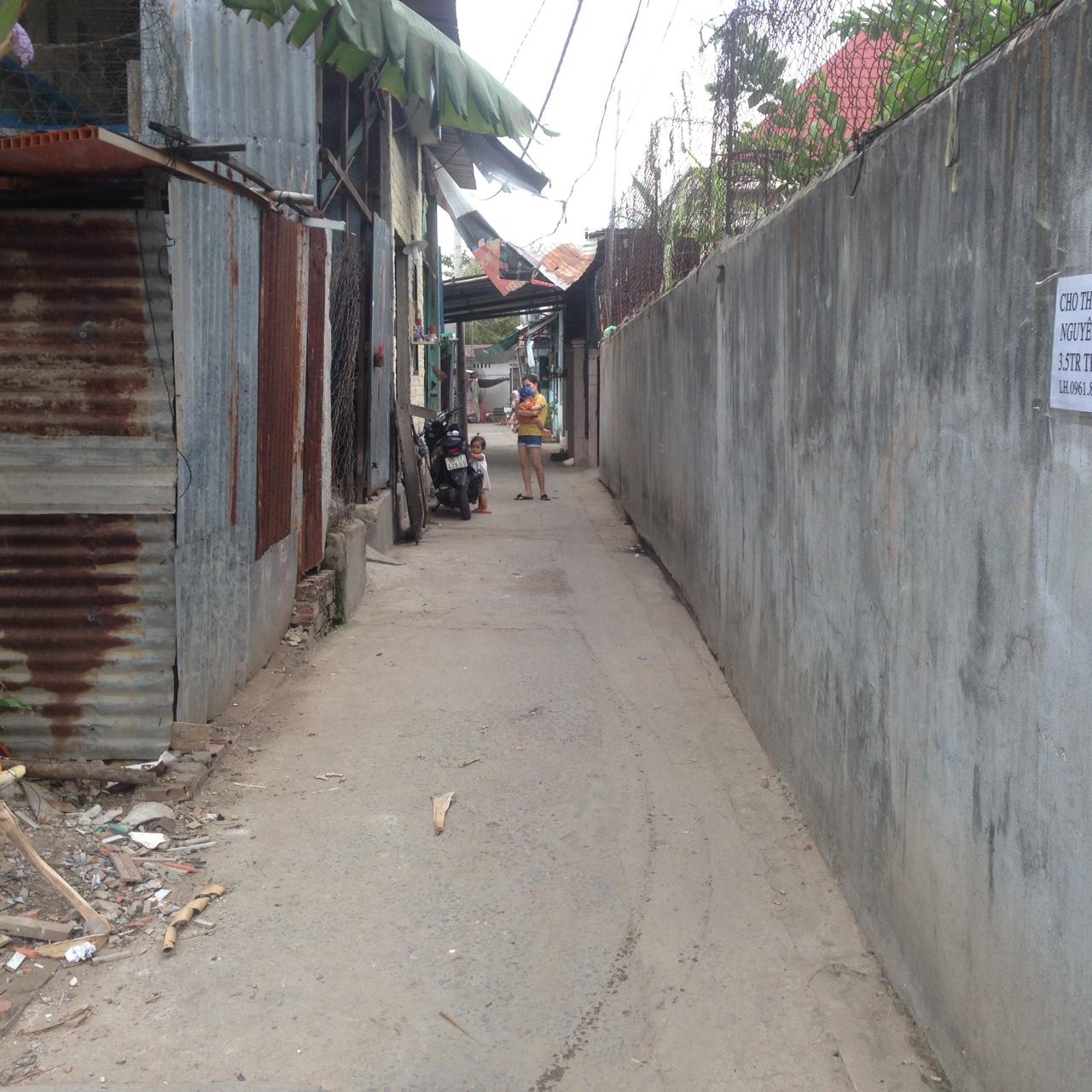 Đất hẻm đường Nguyễn Thị Sóc Huyện Hóc Môn 05