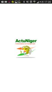 Actu Niger - náhled