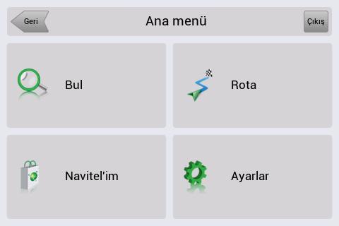 Navitel Navigasyon Full v9.6.2131 Türkçe