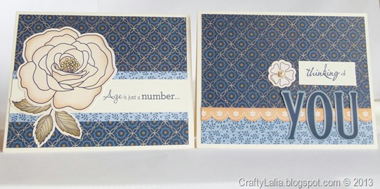 Pemberley, My Stickease, card tutorial, Age is just a number
