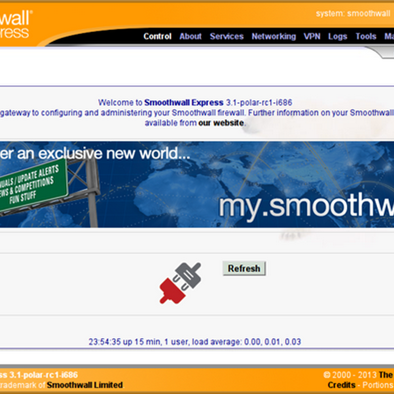 Come realizzare un firewall con Smoothwall Express.