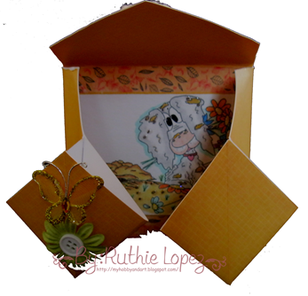 Oak Pond Creations - Sunshine mail - Kona Gardens - 4