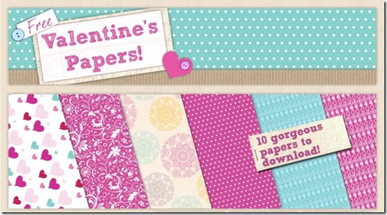 Valentine Printable free - carte San Valentino