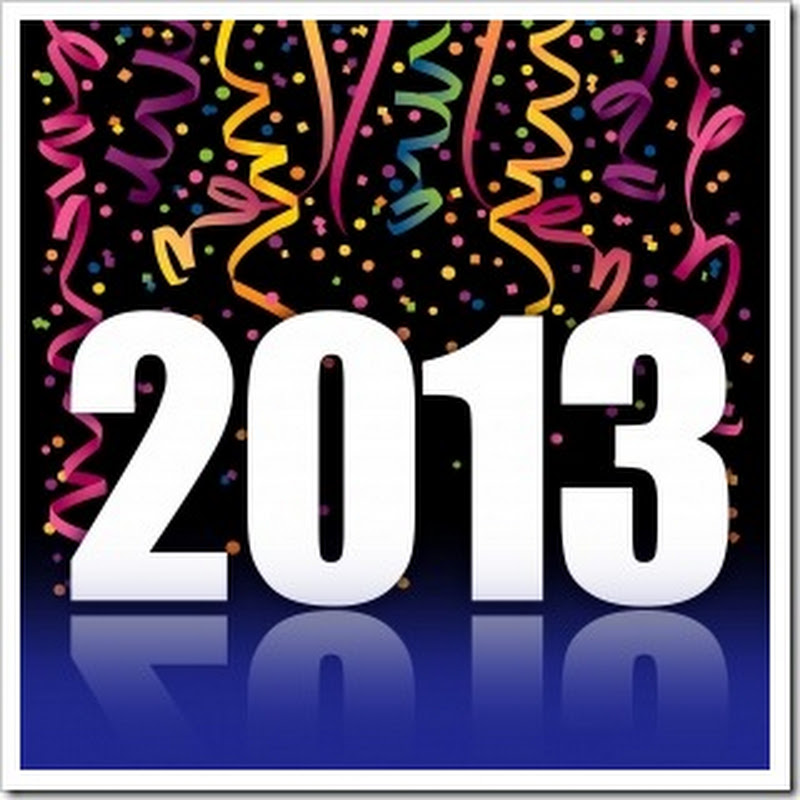 Exciting Plans for the New Year 2013