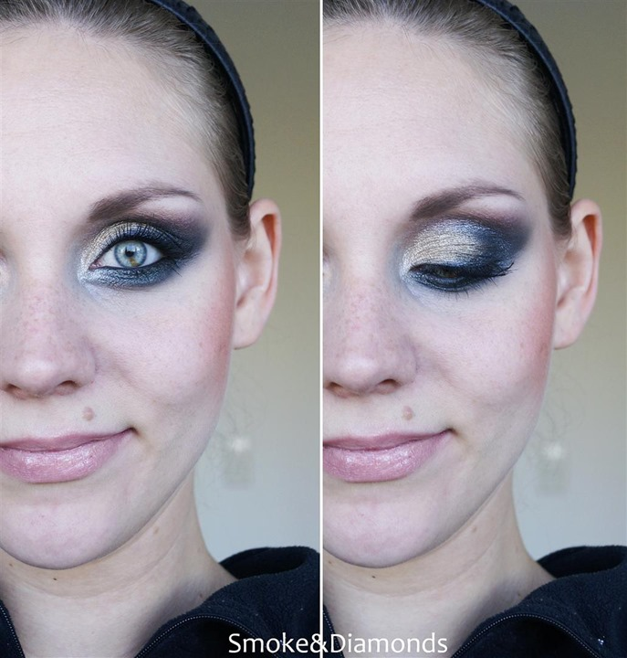 Sleek Strom palette Look