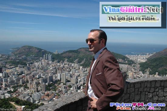 Điệp Viên 117: Mất Tích Ở Rio