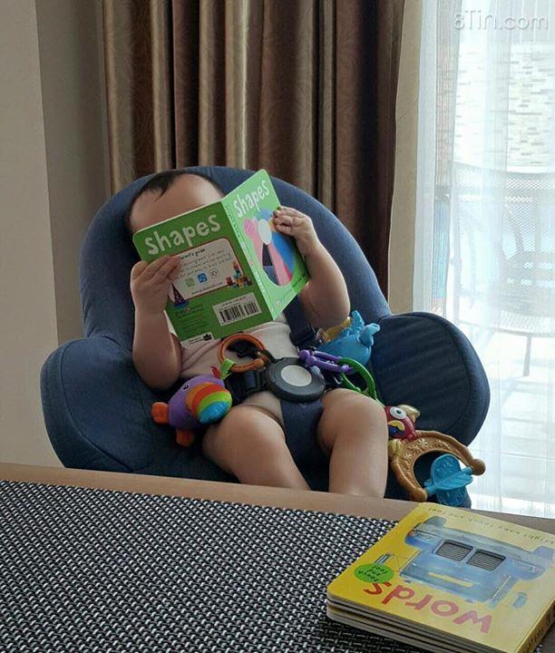 Để Gấu đọc sách cho Bố Mẹ nghe nhé :) !!!