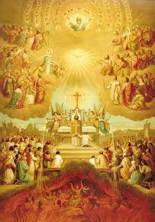 """""""Điều tốt nhất là chúng ta dâng thánh lễ cầu nguyện cho các linh hồn luyện ngục..."""""""