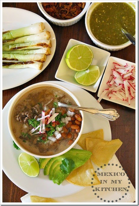 Carne en su jugo | ingredients