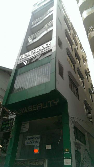 Bán tòa nhà Mặt Tiền Sư Vạn Hạnh Quận 10 Kinh Doanh Khách Sạn 02