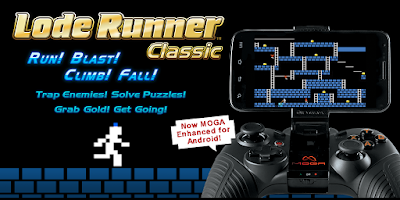 Screenshot of Lode Runner Classic