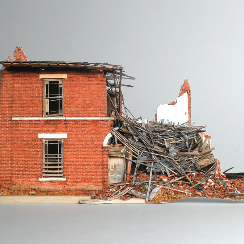 Models of Broken Houses by Ofra Lapid