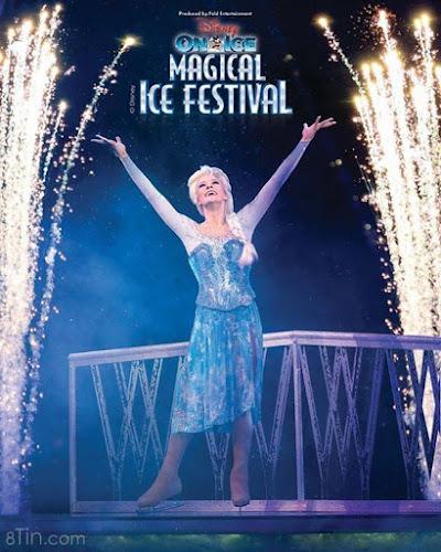 Nữ hoàng băng giá Elsa mời bạn tham gia Vũ Hội Trên