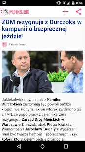 Pudelek.pl- screenshot thumbnail