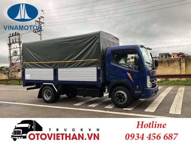 Vinamotor Cabstar NS350 Đồng Vàng 3.5 tấn