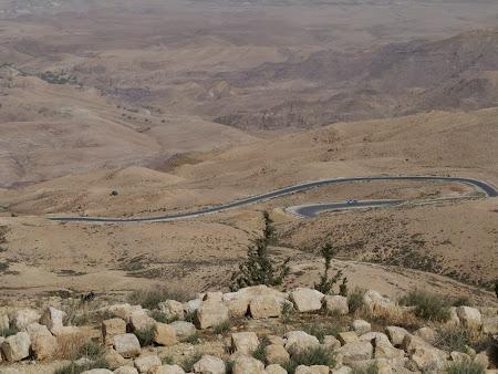 Soseaua spre Iordan