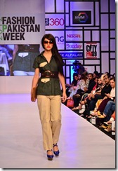 Pakistan's third fashion week FPW 3 201210