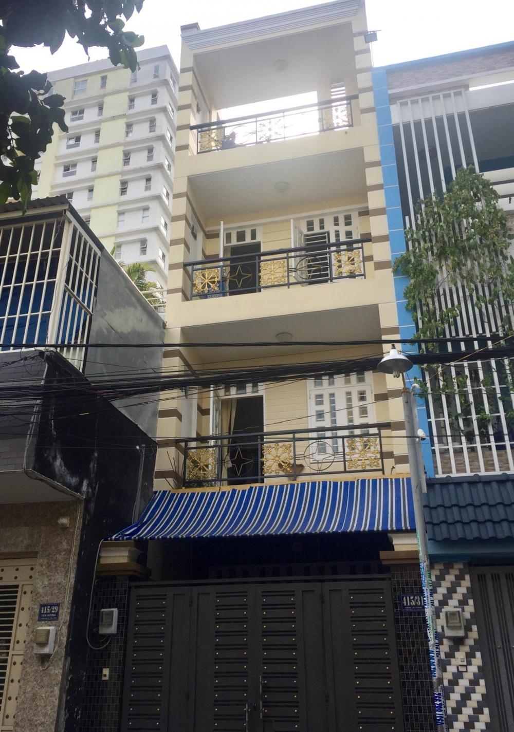Bán nhà Mặt Tiền đường Nguyễn Ngọc Nhựt 1 trệt 2 lầu và sân thượng 01
