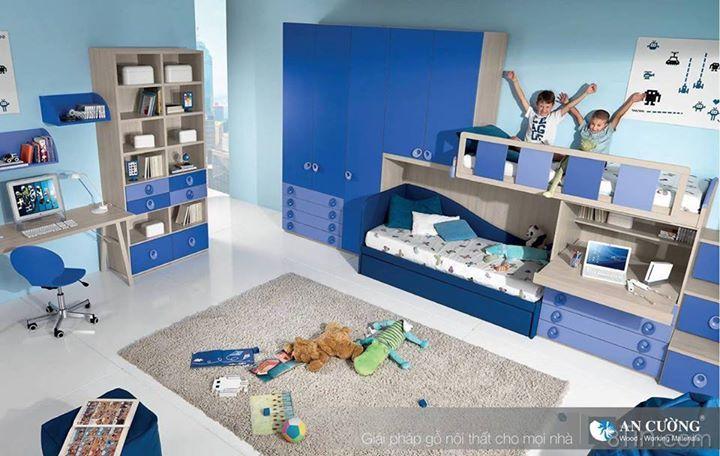 LÀM MỚI KHÔNG GIAN CHO BÉ Bạn muốn làm mới phòng ngủ