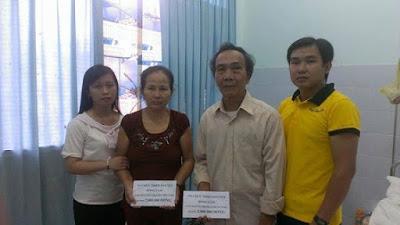 BẢN TIN ĐỒNG CẢM Ngày 08102016 đại diện Đồng Cảm đã có