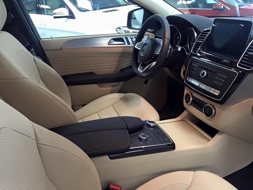 Xe Mercedes Benz GLE 450 2017 Coupe 017