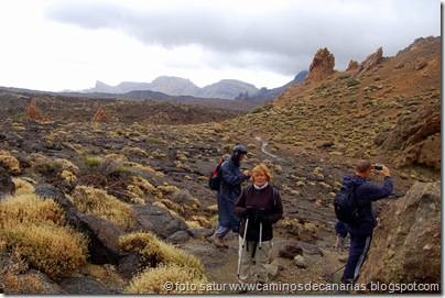 052 Cañadas del Teide