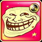 Troll Face Photo Editor