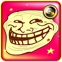 Troll Face Photo Editor icon