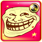 Troll Face Photo Editor
