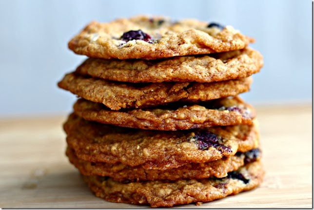Salted Caramel, Blueberry, Coconut-Corn Flake Cookies4