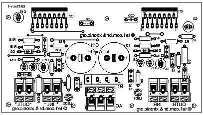Audio  lifier Circuit Board on power antenna wiring diagram