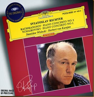 Rachmaninov Concierto piano 2 Richter Wislocki