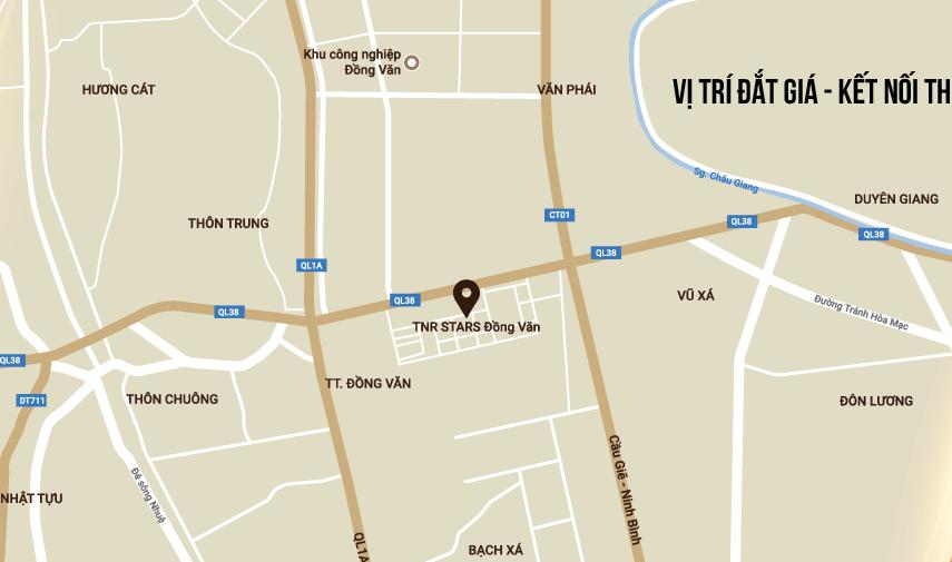Tiện ích cao cấp của TNR Star Đồng Văn