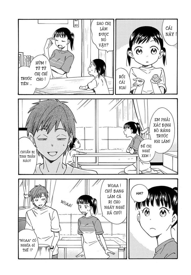 Kyou , Curry! Chap 002