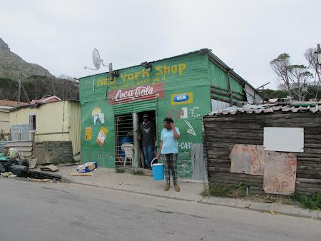Obiective turistice Africa de Sud: magazin african